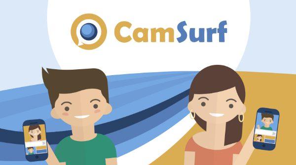 Видеочат CamSurf