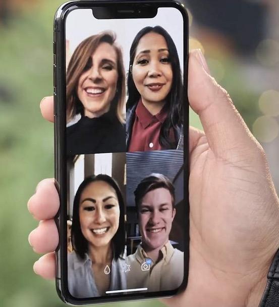 видеочат для мобильного телефона